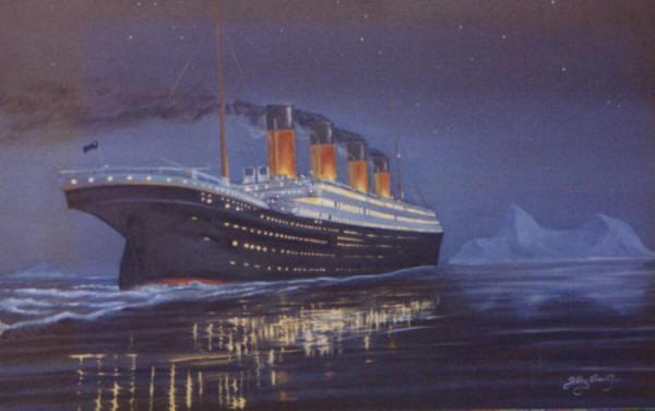 "Is 传联 like the Titanic, sailing full steam ahead into a ""financial"" iceberg?"